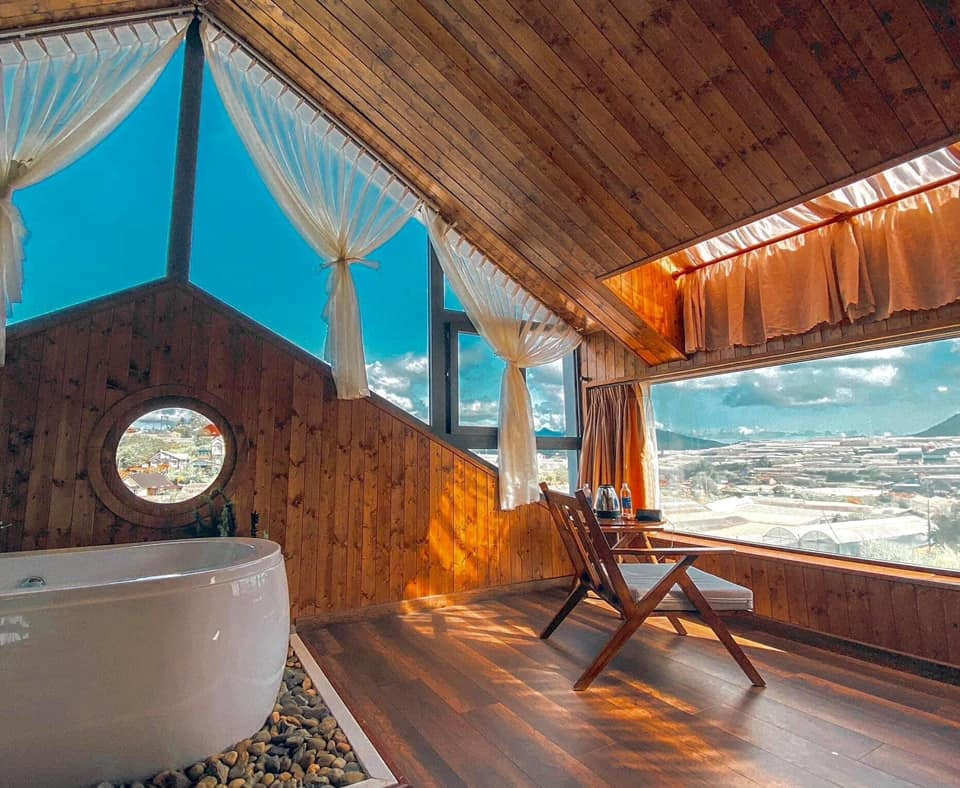 Homestay Đà Lạt – Homestay View Đẹp – Homestay Giá Rẻ