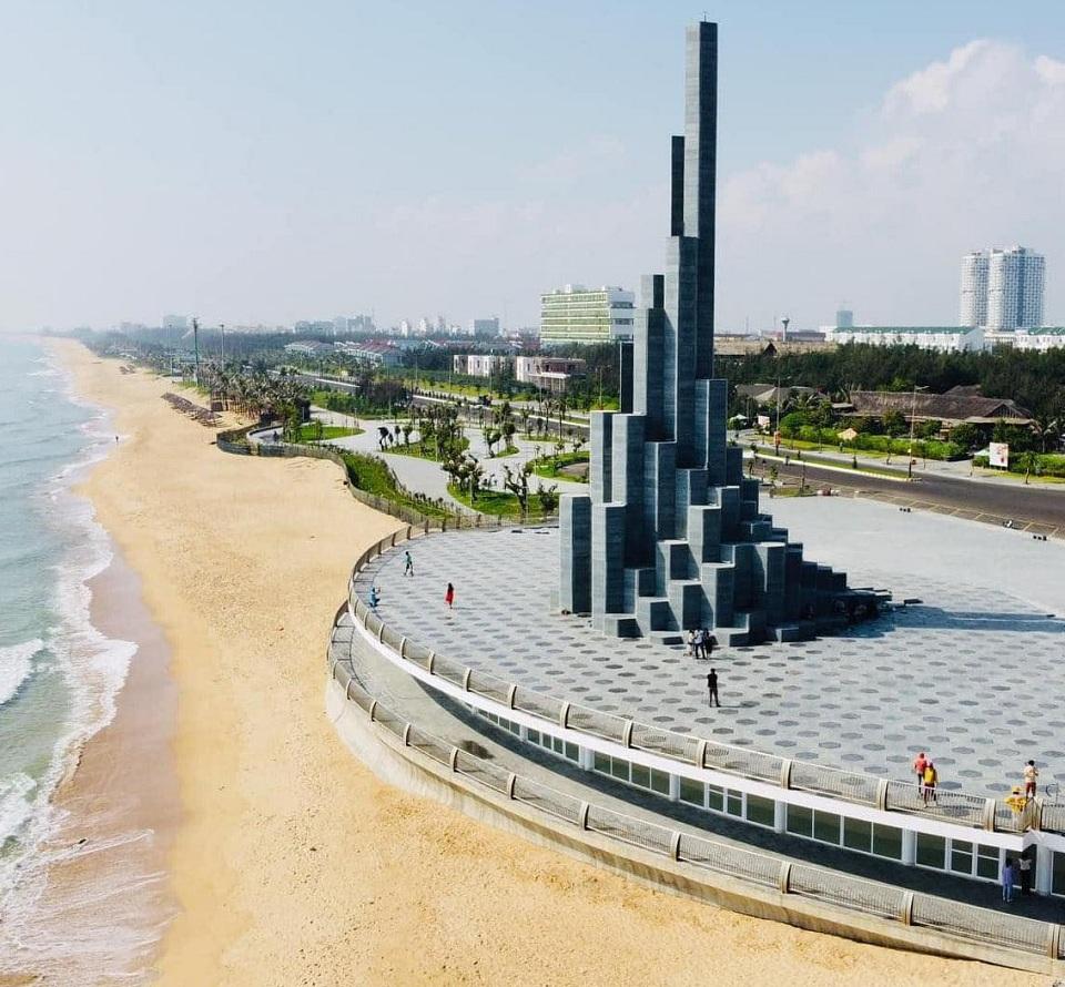 Tháp Nghinh Phong công trình độc đáo tại Phú Yên